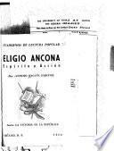 Eligio Ancona, espíritu y acción