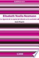 Elisabeth Noelle-Neumann