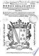 Emblemas morales de Don Sebastian de Covarrubias Orozco...