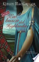 En busca del Highlander (Los MacAllister 2)