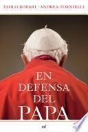 En defensa del Papa