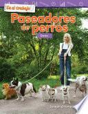En el trabajo: Paseadores de perros: Datos (On the Job: Dog Walkers: Data)