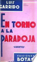 En torno a la paradoja (cuentos) México