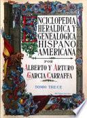 Enciclopedia heráldica y genealógica hispano-americana