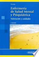 Enfermería de Salud Mental y Psiquiátrica