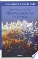 Enfoques en terapia familiar sistémica