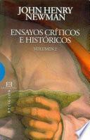 Ensayos críticos e históricos / 2