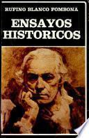 Ensayos históricos
