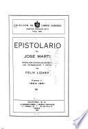 Epistolario de José Martí