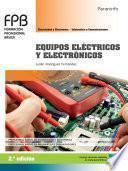 Equipos eléctricos y electrónicos 2.ª edición 2018
