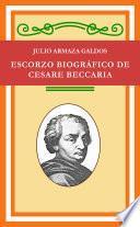 Escorzo Biográfico de Cesare Beccaria