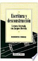 Escritura y desconstrucción