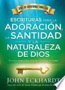 Escrituras para la adoración, la santidad y la naturaleza de Dios/Scriptures for Worship, Holiness, and the Nature of God
