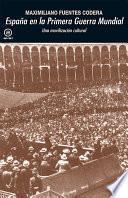 España en la Primera Guerra Mundial