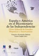 España y América en el Bicentenario de las Independencias