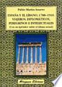 España y el Líbano, 1788-1910