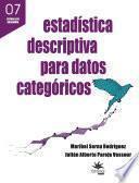 Estadística descriptiva para datos categóricos