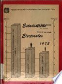 Estadísticas electorales