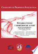 Estados civiles y derechos de autor