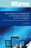 Estrategias de publicidad y relaciones públicas en la era digital