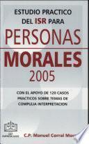 Estudio Práctico del ISR para Personas Morales