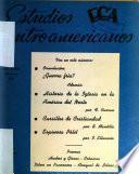 Estudios centro americanos