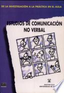 Estudios de comunicación no verbal