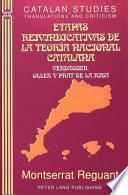 Etapas reivindicativas de la teoría nacional catalana