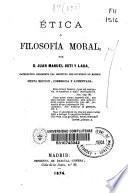 Ética ó Filosofía moral