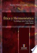 Ética y hermenéutica