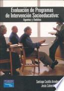 Evaluación de programas de intervención socioeducativa