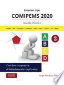 Examen tipo COMIPEMS 2020. Resuelto. Versión 3