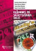 Exámenes de selectividad: Inglés