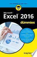 Excel 2016 para Dummies