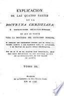 Explicación de las cuatro partes de la Doctrina Cristiana