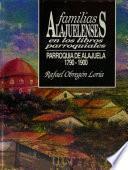 Familias alajuelenses en los libros parroquiales: Letras J-L-M