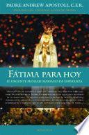 Fatima para hoy