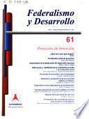 Federalismo y desarrollo