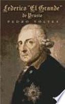 Federico El Grande de Prusia