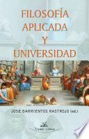 Filosofía aplicada y universidad