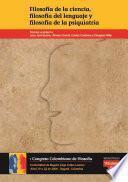Filosofía de la ciencia, filosofía del lenguaje y filosofía de la psiquiatría