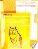 Filosofía de la cultura latinoamericana