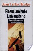 Financiamiento universitario