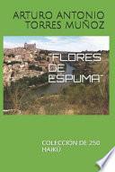 flores de Espuma: Colección de 250 Haikú