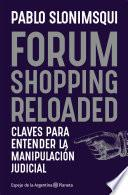 Forum shopping reloaded