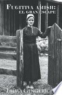 Fugitiva Amish