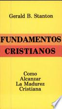 Fundamentos cristianos