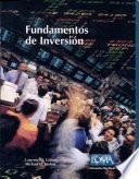 Fundamentos de inversiones