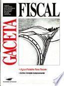 Gaceta fiscal