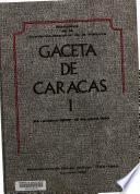 Gazeta de Caracas